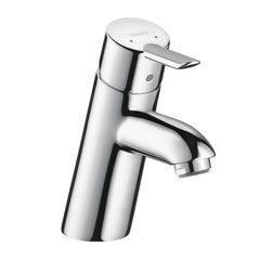 Focus S One-Handle Single Hole Bathroom Faucet - Chrome