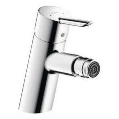 hansgrohe Focus S Single-Hole Bidet Faucet - Chrome