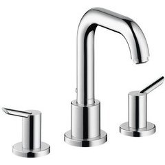 Focus S 3-Hole Roman Tub Set Trim - Chrome