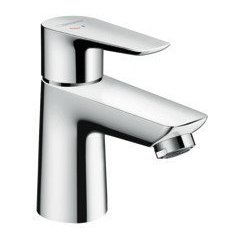 Talis E 80 Single-Hole Faucet - Chrome
