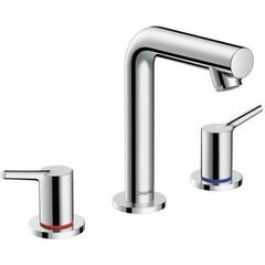 Talis S 150 Widespread Faucet - Chrome