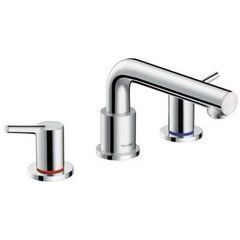 Talis S 3-Hole Roman Tub Set Trim - Chrome