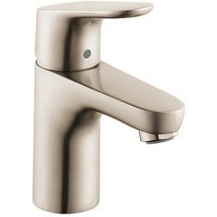 Focus 100 Single-Hole Faucet - Brushed Nickel