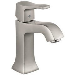 Metris C Single-Hole Faucet without Pop-Up - Brushed Nickel