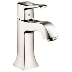Metris C Single-Hole Faucet without Pop-Up - Polished Nickel
