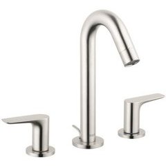 Logis 150 Widespread Faucet - Brushed Nickel