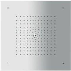 Raindance E 400 Square 1-Jet Showerhead Trim, 2.0 GPM <small>(#26253001)</small>
