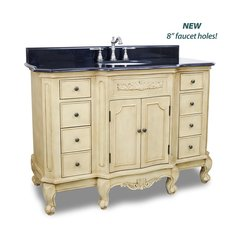 "48"" Clairemont Single Sink Vanity - Buttercream"