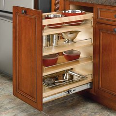 "Rev A Shelf 3 Tier Organizer 11""-Wood"