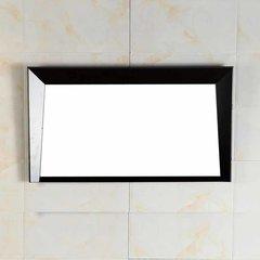 "25"" x 45"" Wall Mount Mirror - Dark Espresso"