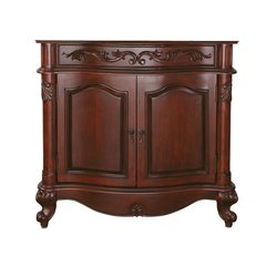 """36"""" Provence Cabinet Only w/o Top - Antique Cherry"""