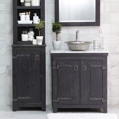 "30"" Americana Single Sink Bathroom Vanity Suite - Anvil"