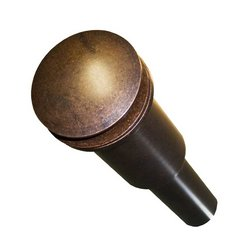 "1-1/2"" Dome Drain - Weathered Copper"