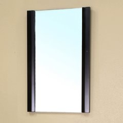 "31"" x 19"" Wall Mount Mirror - Black"