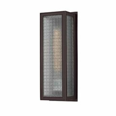 Freemont 1 Light Bathroom Sconce - Old Bronze