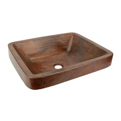 "16"" x 19"" Vessel/Above Counter Sink - Oil Rubbed Bronze"
