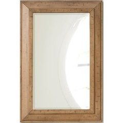 Copper Cove 42 Inch x 28 Inch Mirror - Driftwood Patina <small>(#300-M28-DRP)</small>