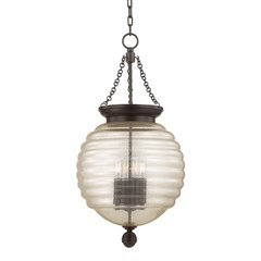 Coolidge 4 Light Pendant - Old Bronze