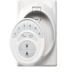 6-Speed Transmitter - White