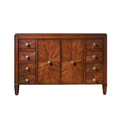 "49"" Brentwood Cabinet Only w/ Top - New Walnut"