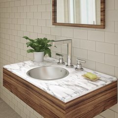 "Hayley 18"" x 17.5"" Drop-In or Undermount Sink"