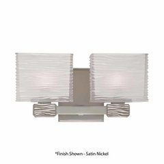 Hartsdale 2 Light Bathroom Vanity Light - Old Bronze