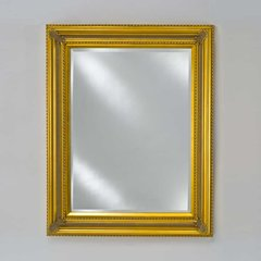 "Estate 51"" Wall Mount Mirror - Antique Gold"