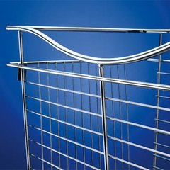 Pullout Wire Basket 30 inch W x 14 inch D x 11 inch H