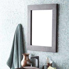"30"" x 36"" Sedona Wall Mount Mirror - Antique Copper"