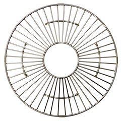 "13-1/2"" Round Kitchen Sink Grid - Stainless Steel <small>(#GR914-SS)</small>"