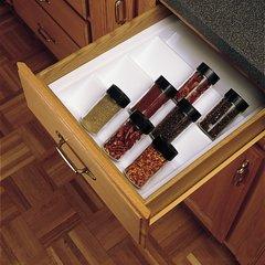 """Spice Drawer Insert White - 16""""W x 21.25""""D"""