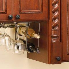 Wine and Stemware Racks By Rev-A-Shelf