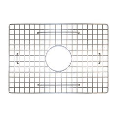 "18-1/2"" x 13"" Kitchen Sink Bottom Grid - Stainless Steel"