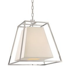 Kyle 4 Light Pendant - Polished Nickel