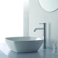 Kraus Ramus Vessel Bathroom Faucet - Chrome FVS-1007CH