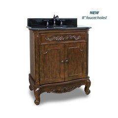 "30"" Clairemont Single Sink Vanity - Nutmeg"