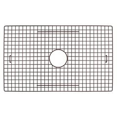 "29"" x 18"" Kitchen Sink Bottom Grid - Mocha"