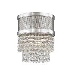 Harrison 4 Light Flush Mount - Polished Nickel <small>(#7704F-PN)</small>