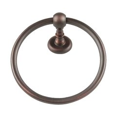 Emma Towel Ring Venetian Bronze
