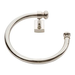 Legacy Towel Ring Polished Nickel