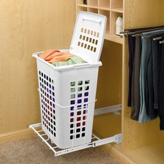 HPRV Pull-Out Hamper with Lid