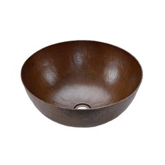 "13"" Diameter Vessel/Above Counter Sink - Oil Rubbed Bronze"