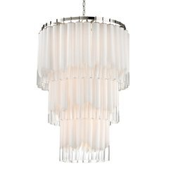 Tyrell 16 Light Pendant - Polished Nickel