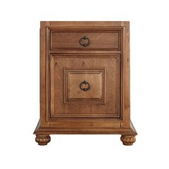 "26"" Mykonos Single Cabinet Only w/o Top - Cinnamon"