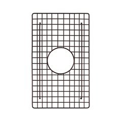 "10-1/4"" x 17-1/4"" Kitchen Sink Grid - Mocha"