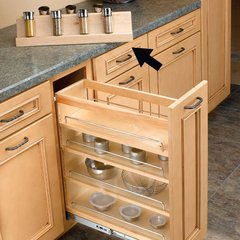 448 Series Pullout Base Organizer by Rev-A-Shelf