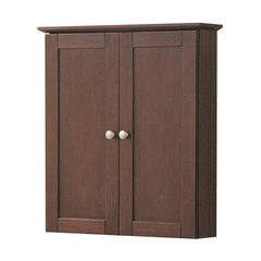 "21"" Columbia Bathroom Wall Cabinet - Cherry"