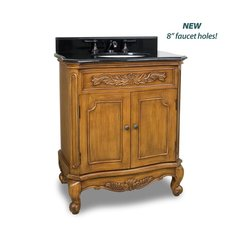 "30"" Clairemont Single Sink Vanity - Caramel"