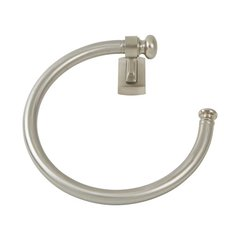 Legacy Towel Ring Brushed Nickel