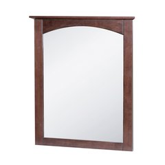 "24"" x 32"" Columbia Wall Mount Mirror - Cherry"